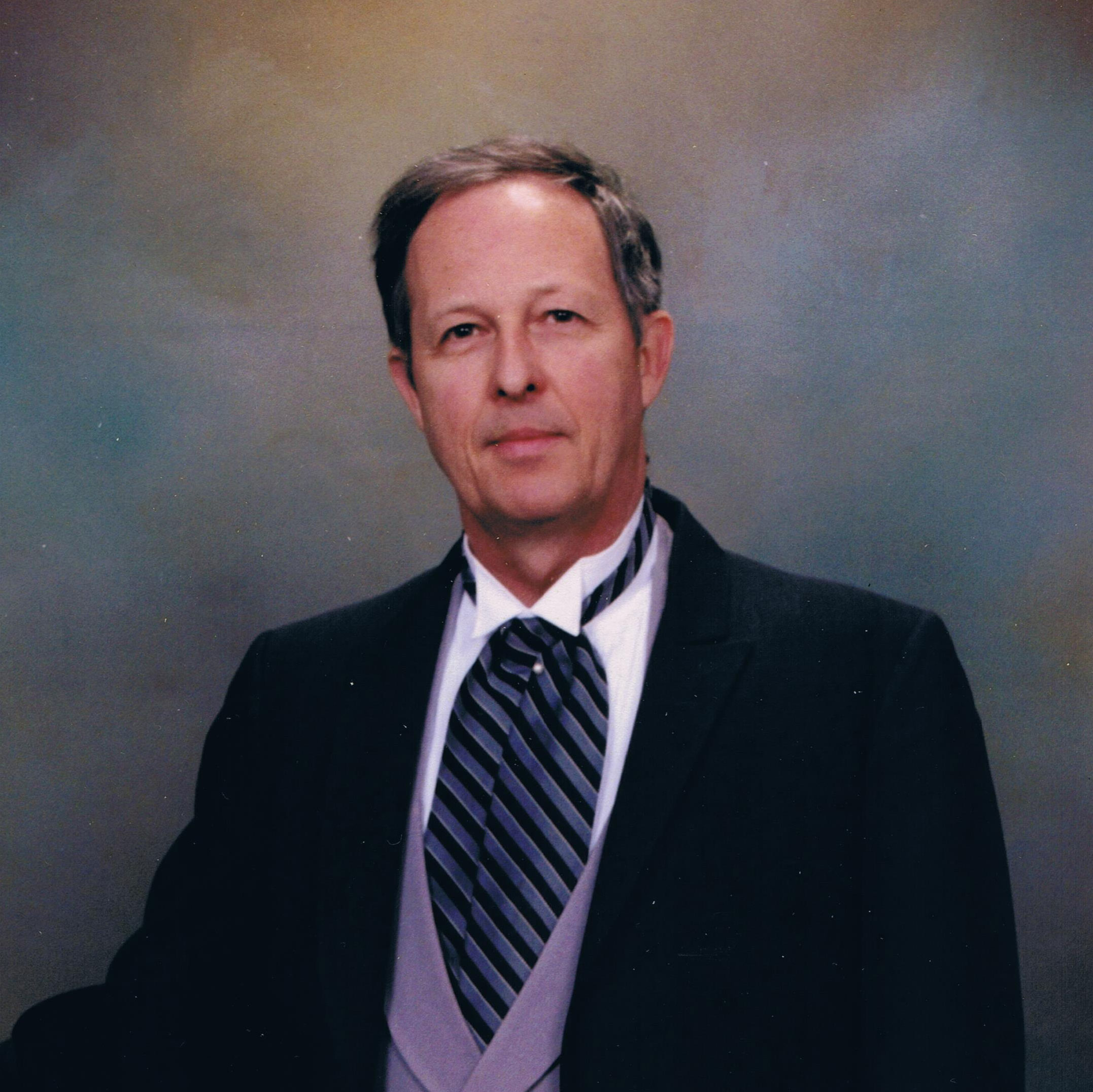 Edward W. Stuebing, Ph.D. Treasurer, Founder and Past President